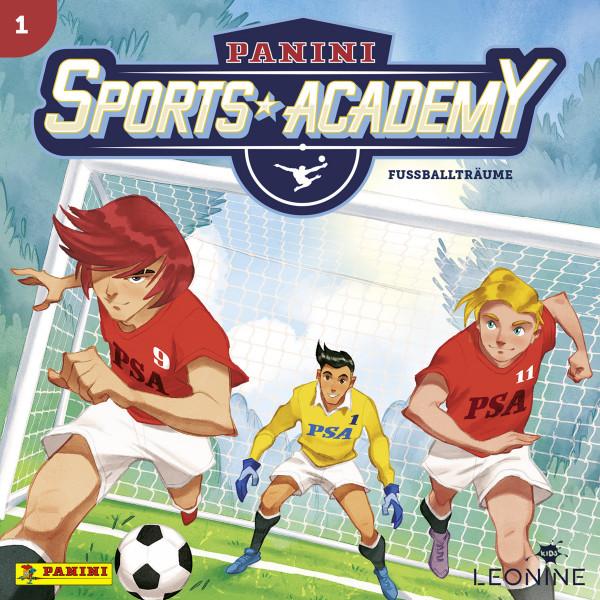 Panini Sports Academy (Fußball) - Folge 01: Fußballträume