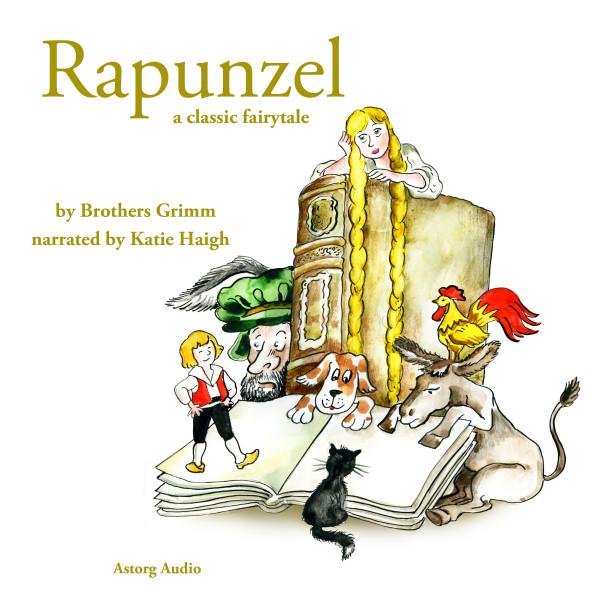 Rapunzel, a fairytale