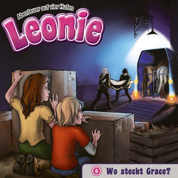 Leonie - Abenteuer auf vier Hufen - 06: Wo steckt Grace
