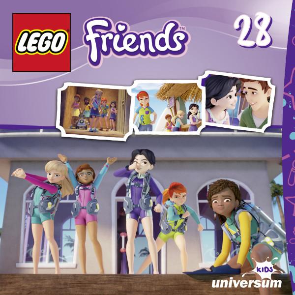 LEGO Friends: Folgen 45-47: Die Brosche