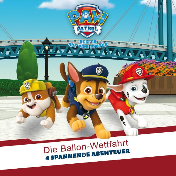 PAW Patrol - Folgen 9-12: Die Ballon-Wettfahrt