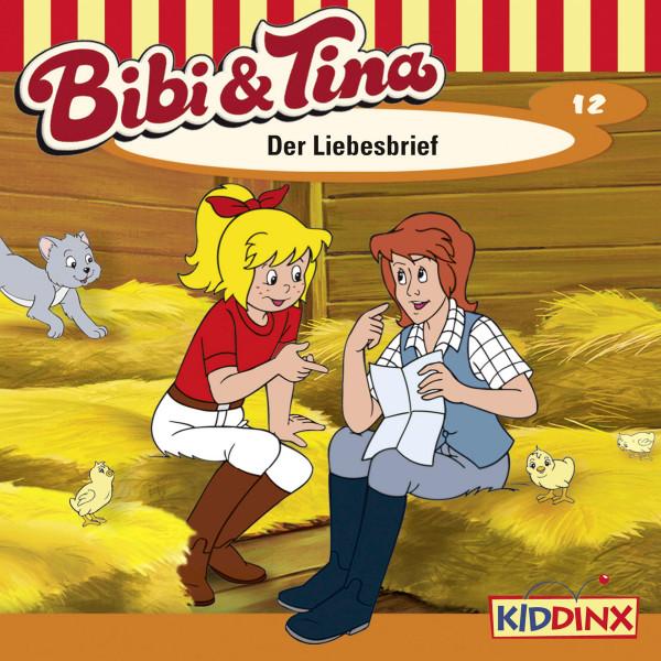 Bibi & Tina - Folge 12: Der Liebesbrief