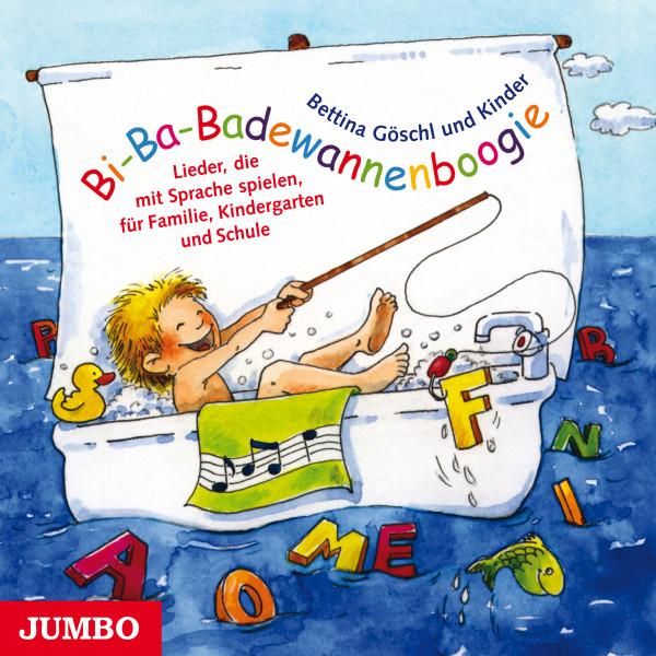 Bi-Ba-Badewannenboogie - Lieder, die mit Sprache spielen für Familie, Kindergarten und Schule
