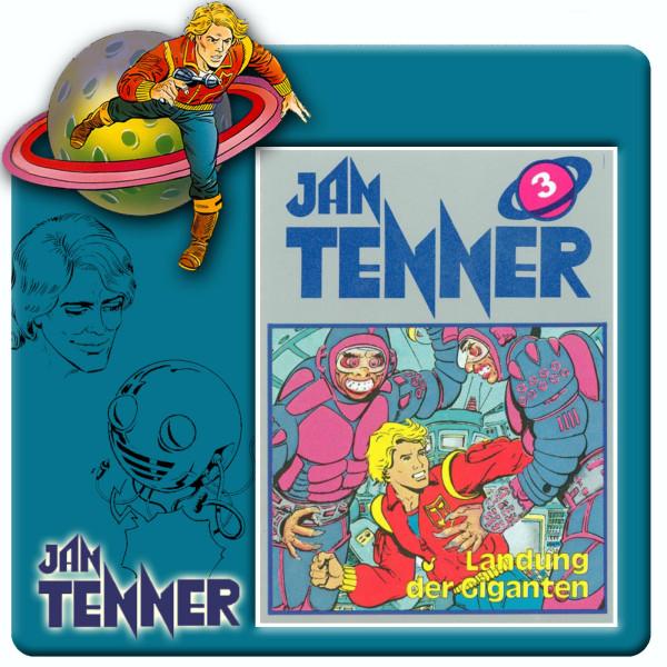 Jan Tenner Classics - Landung der Giganten - Folge 3