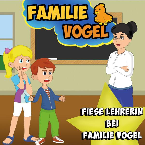 Fiese Lehrerin bei Familie Vogel