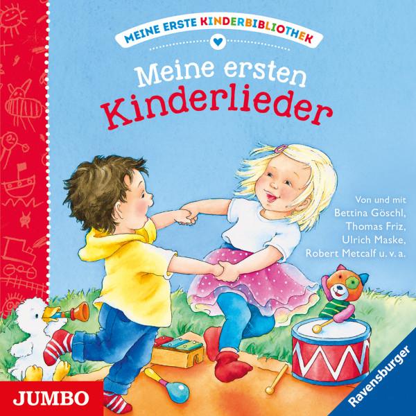 Meine ersten Kinderlieder - Meine erste Kinderbibliothek