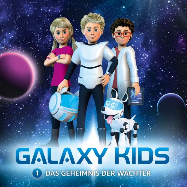 Galaxy Kids - Das Geheimnis der Wächter - Galaxy Kids - Folge 1