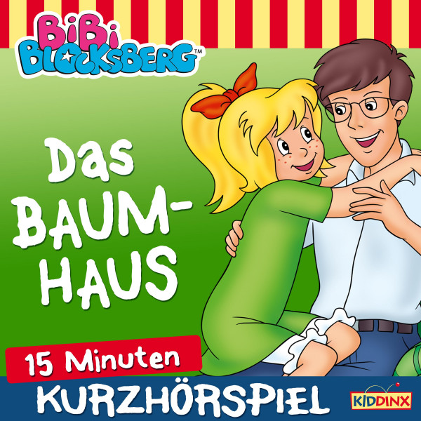 Bibi Blocksberg - Kurzhörspiel - Das Baumhaus