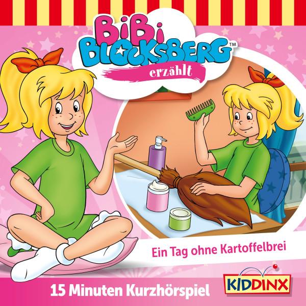 Bibi Blocksberg - Kurzhörspiel - Bibi erzählt: Ein Tag ohne Kartoffelbrei - Bibi Blocksberg erzählt 12.2