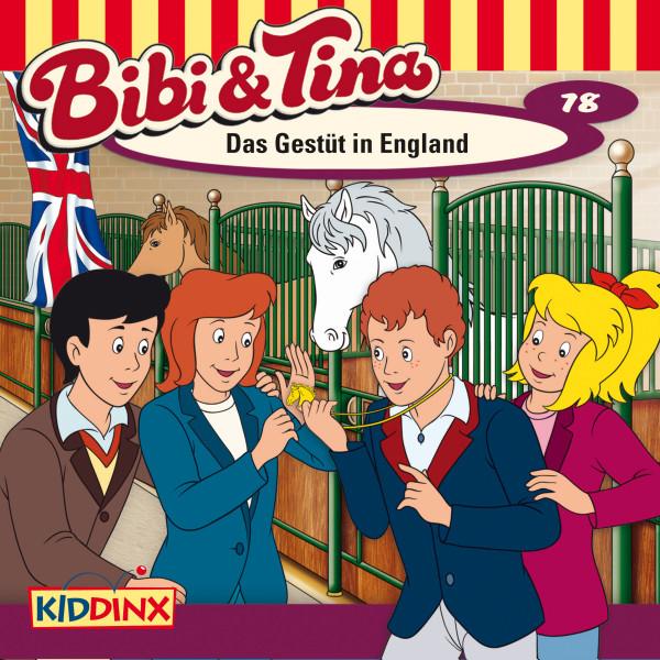 Bibi & Tina - Folge 78: Das Gestüt in England
