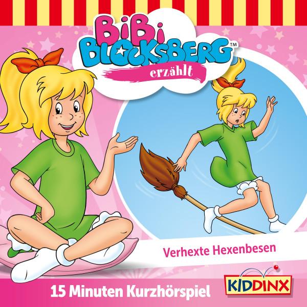 Bibi Blocksberg - Kurzhörspiel - Bibi erzählt: Verhexte Hexenbesen - Bibi Blocksberg erzählt 12.3