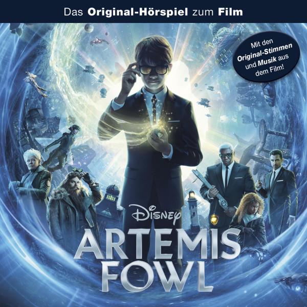 Artemis Fowl Hörspiel - Artemis Fowl (Das Original-Hörspiel zum Disney Film)