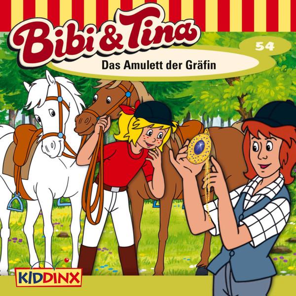 Bibi & Tina - Folge 54: Das Amulett der Gräfin