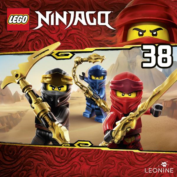LEGO Ninjago - Folgen 97-98: Der Sturz