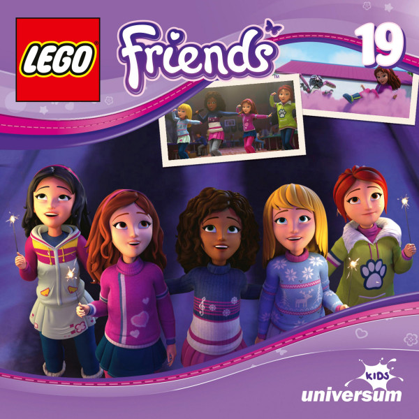 LEGO Friends: Folge 19: Vergangenheit - Gegenwart - Zukunft