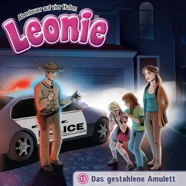 Leonie - Abenteuer auf vier Hufen - 13: Das gestohlene Amulett