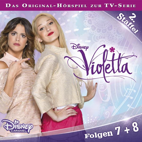 Disney/Violetta - Staffel 2: Folge 7 + 8