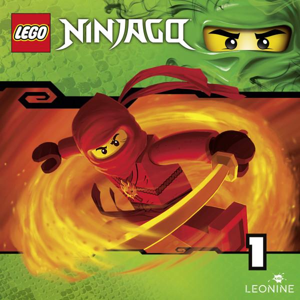 LEGO Ninjago - Folgen 1-3: Der Aufstieg der Schlangen