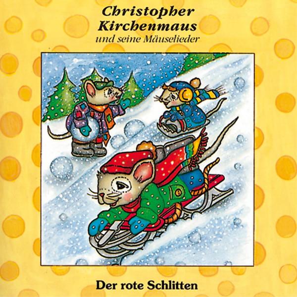 Christopher Kirchenmaus - Der rote Schlitten - Folge 5