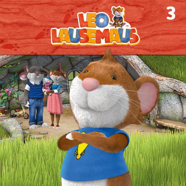 Leo Lausemaus: Folgen 19-27: Der Schnupfen