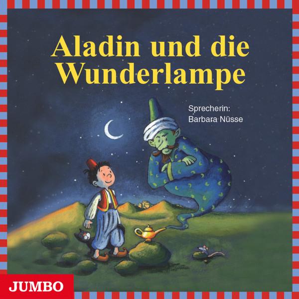 Aladin und die Wunderlampe - Moderne Klassiker als HörAbenteuer