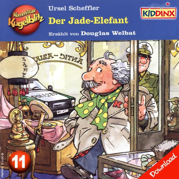 Kommissar Kugelblitz - Der Jade-Elefant - Folge 11