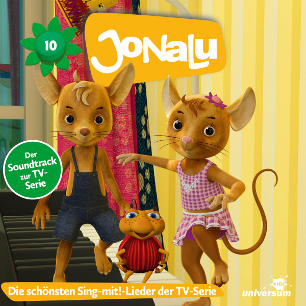 JoNaLu: Sing mit den JoNaLus II