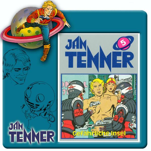 Jan Tenner Classics - Gefährliche Insel - Folge 5