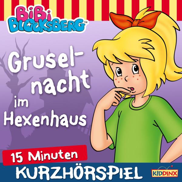 Bibi Blocksberg - Kurzhörspiel - Gruselnacht im Hexenhaus