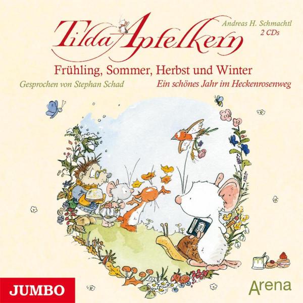 Tilda Apfelkern. Frühling, Sommer, Herbst und Winter - Ein schönes Jahr im Heckenrosenweg