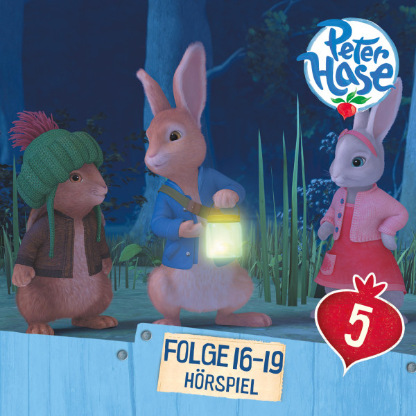 Folge 16-19: Peter Hase