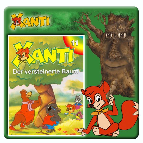 Xanti - Der versteinerte Baum - Folge 11