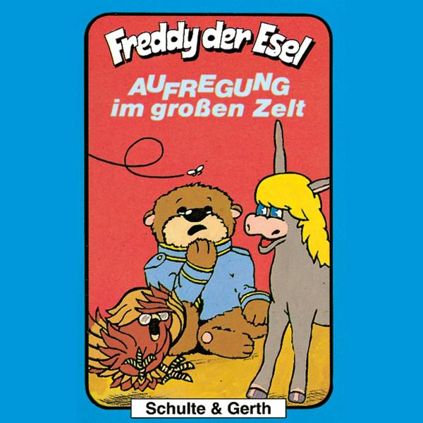 Freddy der Esel - Aufregung im großen Zelt - Folge 7