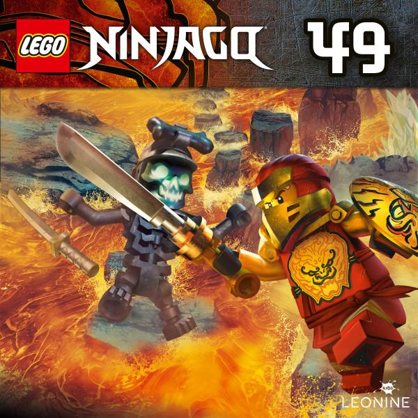LEGO Ninjago - Folgen 150-154: Die Prüfung des Mino