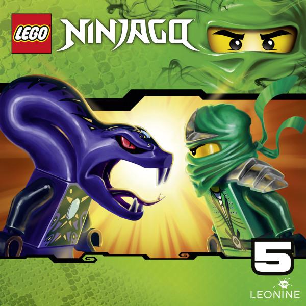 LEGO Ninjago - Folgen 13-15: Rettung in letzter Sekunde