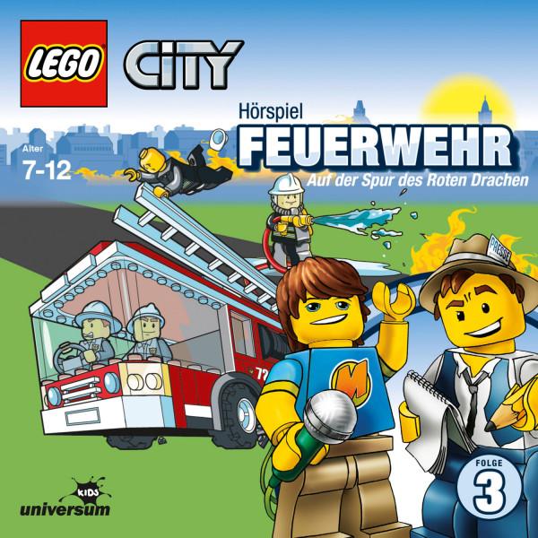 LEGO City: Folge 3 - Feuerwehr - Auf der Spur des Roten Drachen