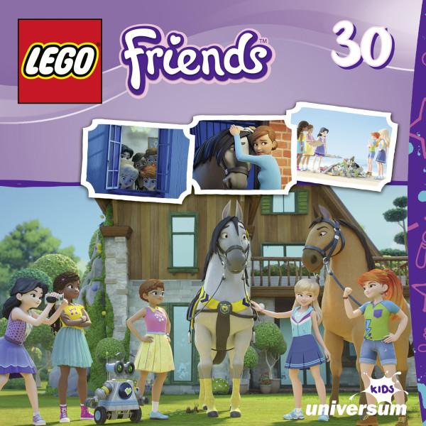 LEGO Friends: Folgen 51-53: Nachts im Leuchtturm