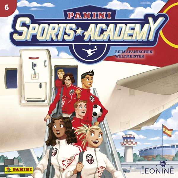 Panini Sports Academy (Fußball) - Folge 06: Beim spanischen Weltmeister