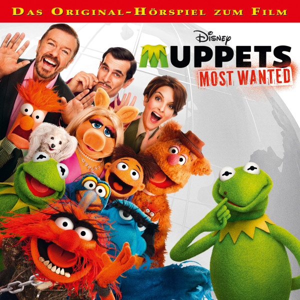 Disney - The Muppets Most Wanted