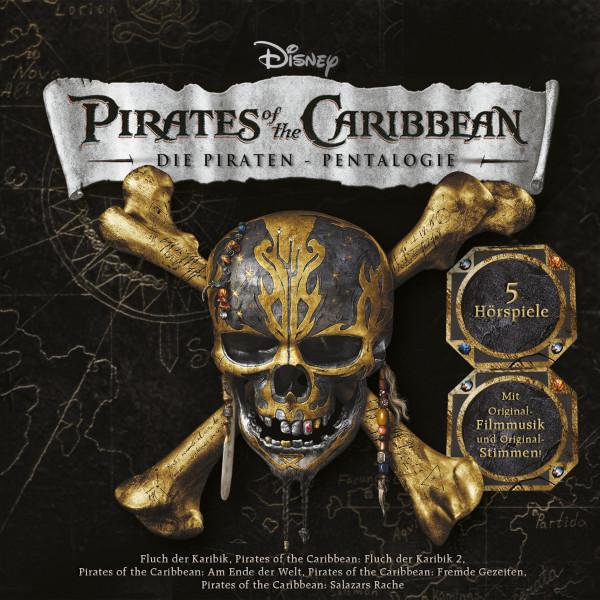 Disney / Fluch der Karibik - 5er Box