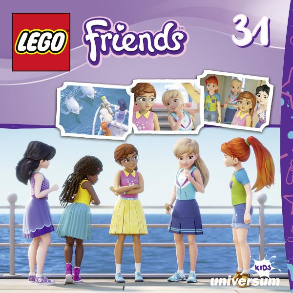 LEGO Friends: Folgen 54-57: Auf dem Meer