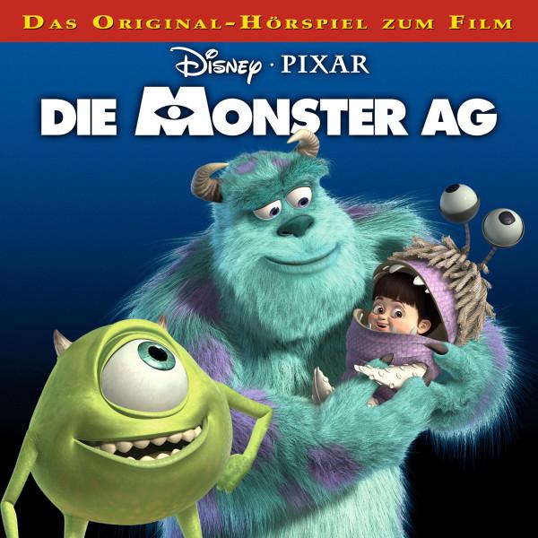 Disney - Die Monster AG