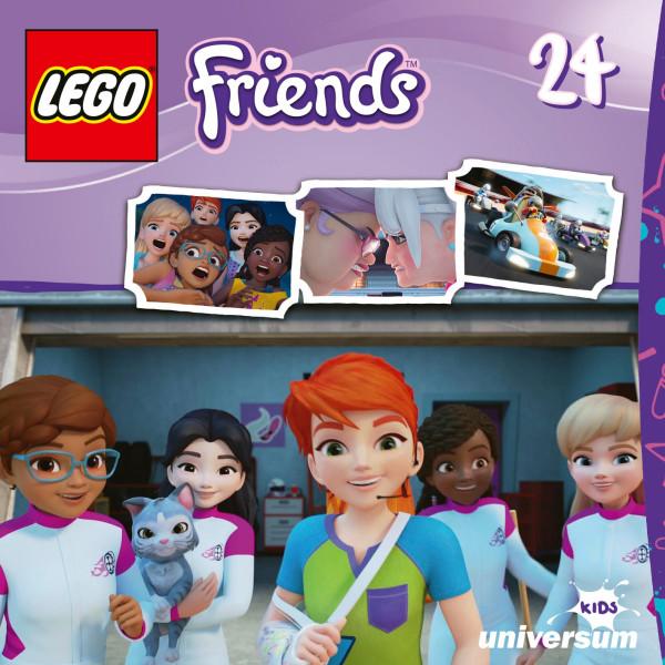 LEGO Friends: Folgen 32-35: Das Monster im See