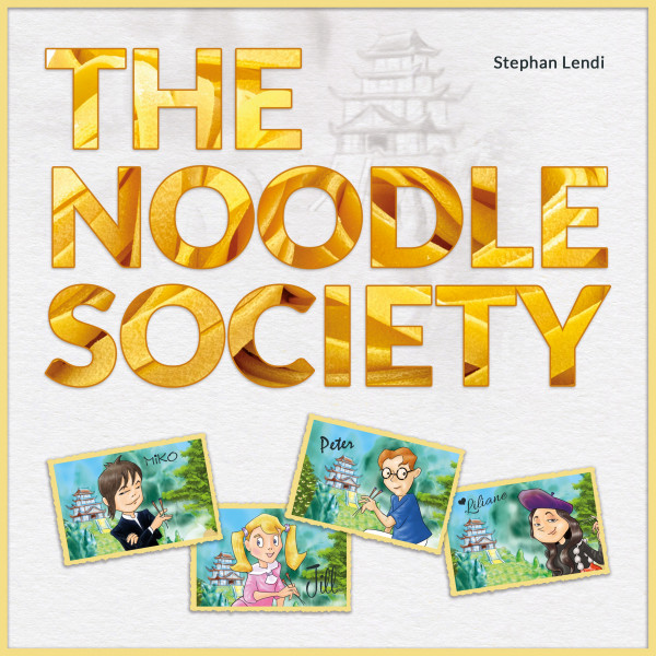 The Noodle Society