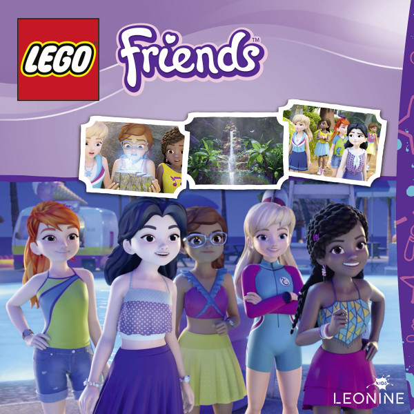 LEGO Friends - Folgen 77-81: Vom Winde verweht