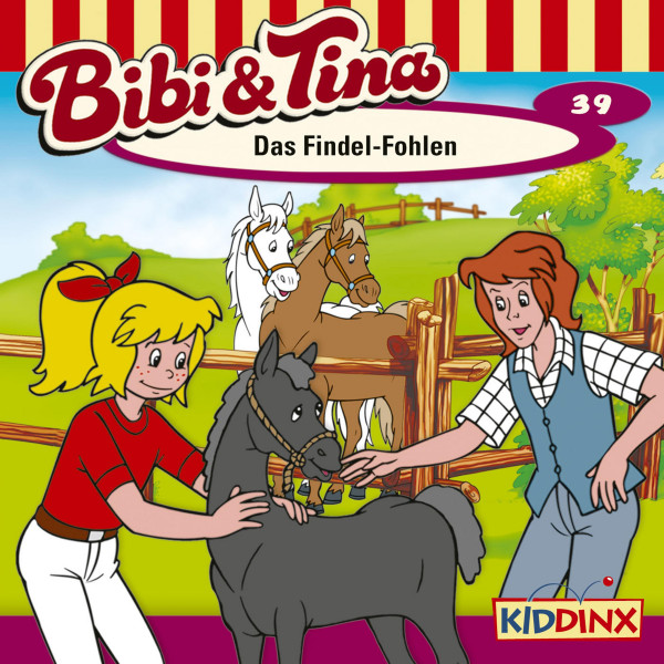 Bibi & Tina - Folge 39: Das Findel-Fohlen