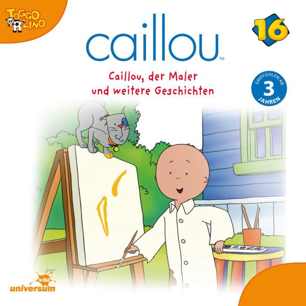 Caillou - Folgen 191-196: Caillou, der Maler