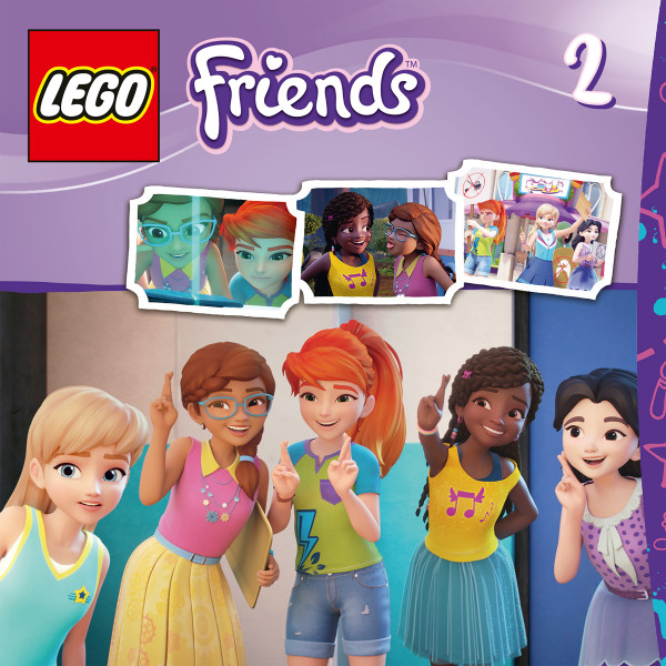 LEGO Friends - Episodes 5-8: Shadow Group