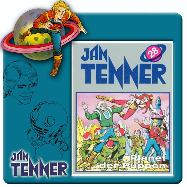 Jan Tenner Classics - Planet der Puppen - Folge 28