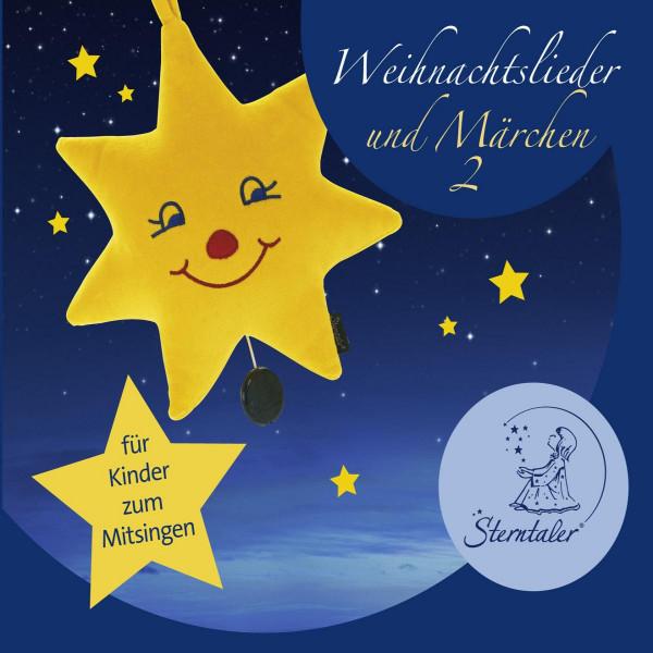Sterntaler Weihnachtslieder und Märchen 2 - Für Kinder zum Mitsingen